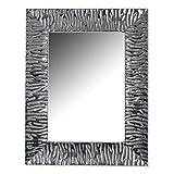 Online Galerie Bingold Spiegel Wandspiegel Silber 50 x 120 cm - Modern, Shabby, Vintage, Verziert -...